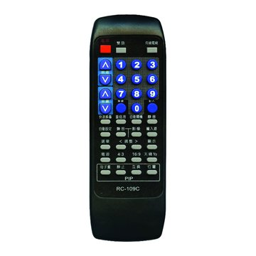 PX 大通 電視專用遙控器-三菱牌