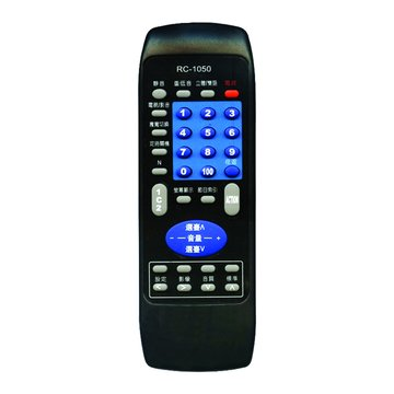 PX 大通 電視專用遙控器-國際牌