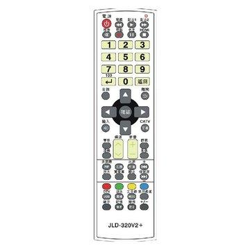 HI-PLUS液晶電視遙控器