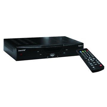 KWV100 高畫質數位電視 影音機皇版
