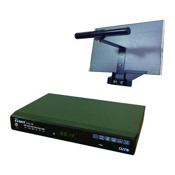 STB-1502 多媒體數位機上盒(全配)