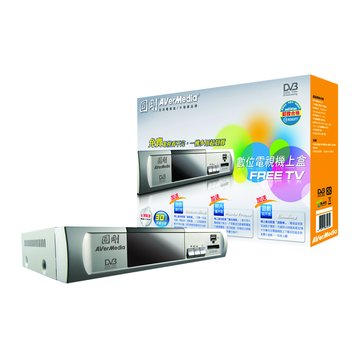 61A218DN00可錄式數位機上盒 -Free TV