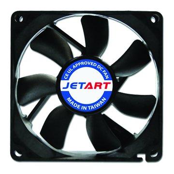 JETART 捷藝 8025 靜音直流風扇