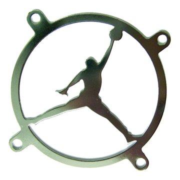 8cm 風扇外罩(鐵製)BASKETBALL