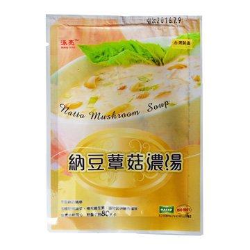 ISNM018納豆蕈菇濃湯18g