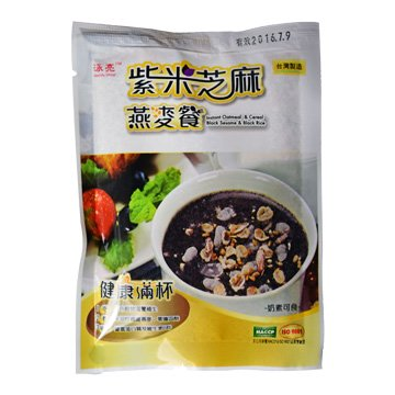 IOCBS035穀粒燕麥餐(紫米芝麻)35g