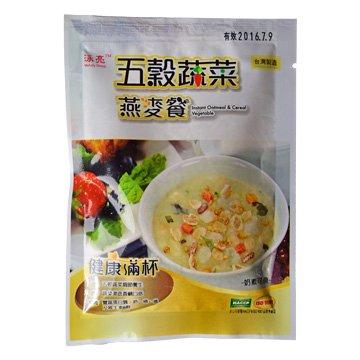 IOCVG025 穀粒燕麥餐(五穀蔬菜)25g