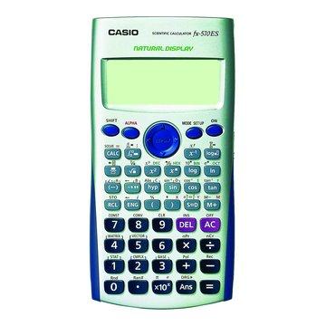 CASIO 卡西歐 FX-570ES 工程用計算機