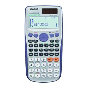 CASIO 卡西歐 FX-991ES PLUS 工程用計算機