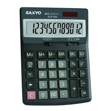 SCP-258 12位元計算機