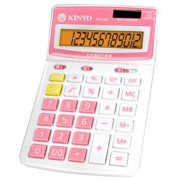 KPE-563R 12位元桌上型彩色護眼計算機