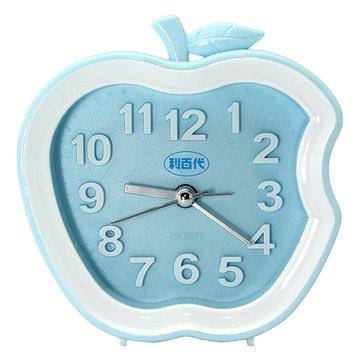 Liberty 利百代 LB-192-BU 蘋果造型鬧鐘(藍色)