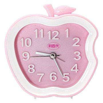 LB-192-PK 蘋果造型鬧鐘(粉色)