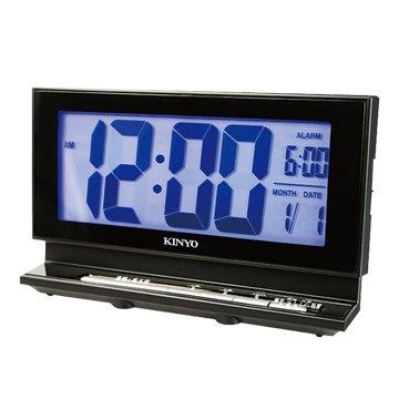 KINYO 金葉 TD-339液晶多功能電子鐘