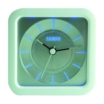 PY-Z1206ML LED音樂鬧鐘(白)(福利品出清)