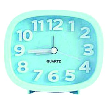 SV-1302造型鬧鐘(水藍)