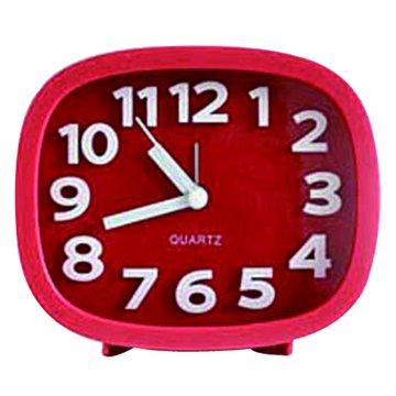 無敵王  SV-1302造型鬧鐘(紅)