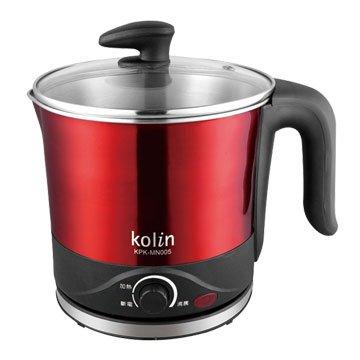 KPK-MN005 1.5L晶彩不鏽鋼美食鍋