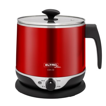 ELTAC Line 歐頓 EBK-09 2.2公升雙層防燙不鏽鋼美食鍋