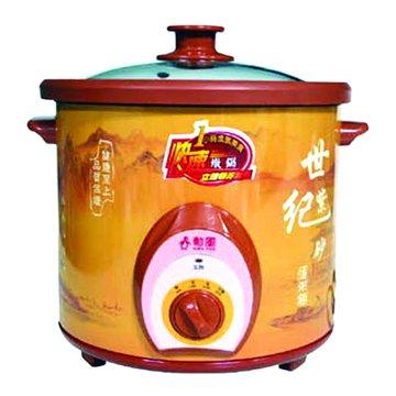 HF-8855 4L御膳紫砂養生鍋