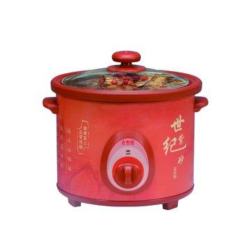 HF-8866 5L御膳紫砂養生鍋