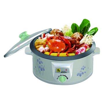EC-3508 3.5L多功能料理鍋(福利品出清)