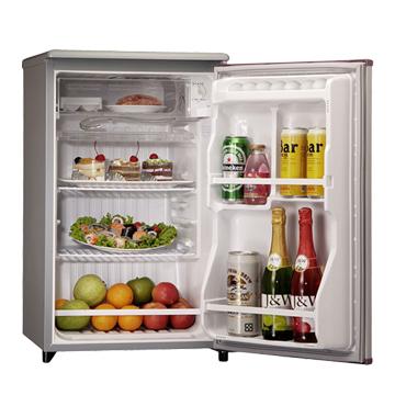 R1061LA 91L單門灰色冰箱