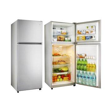 R4101N 408L雙門銀灰色冰箱(福利品出清)