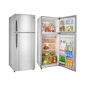 R5113S 508L雙門珍珠銀冰箱