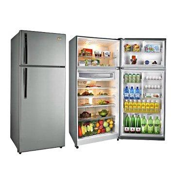 R6161XH 605L 雙門變頻古銅鑽冰箱