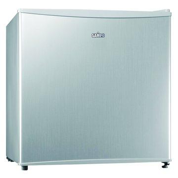 SR-L05 47L單門美背式冰箱(銀)(福利品出清)