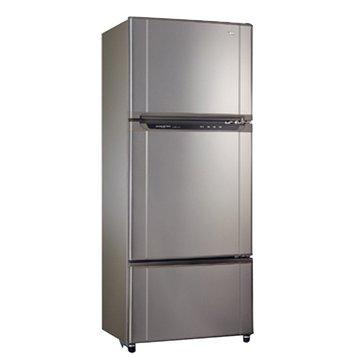 SR-L58DV(S9.Y1) 580L 三門變頻琥珀銀香檳金冰箱(福利品出清)