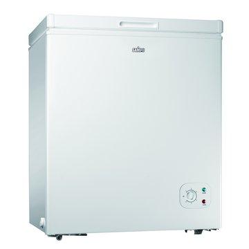 SRF-150(N)150L多段溫控單門上掀冷凍櫃(福利品出清)