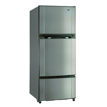SR-M58GV(S3)580L三門不鏽鋼色冰箱