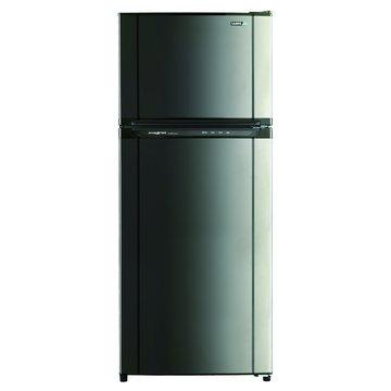 SR-M58D(K1)580L雙門變頻黑曜銀冰箱(福利品出清)