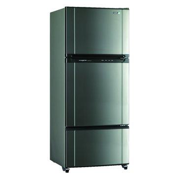 SR-M58DV(K1)580L三門變頻黑曜銀冰箱(福利品出清)