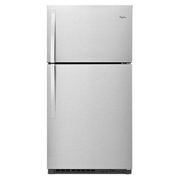 WRT541SZDM 622L上下門冰箱(不鏽鋼色門板)