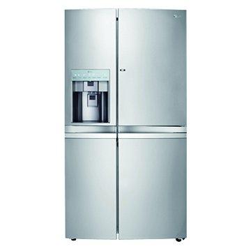GR-DP78S 775L門中門對開變頻精緻銀冰箱(福利品出清)