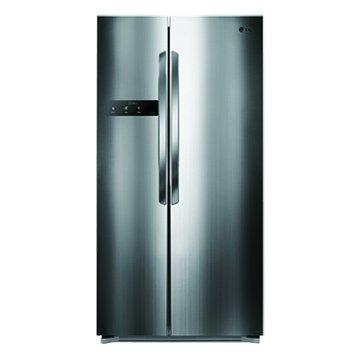 GR-BL65S 638L對開變頻精緻銀冰箱(福利品出清)