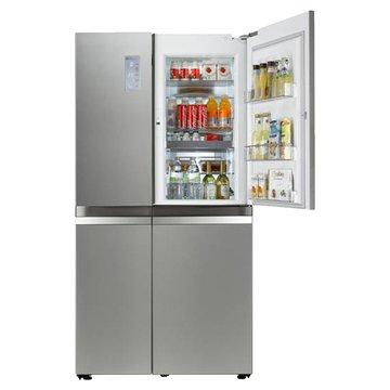 GR-DB78N 825L 門中門對開變頻精緻銀冰箱(福利品出清)