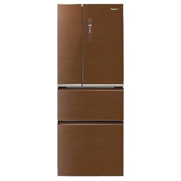NR-D508NHG-T 500L四門變頻無框玻璃翡翠棕冰箱