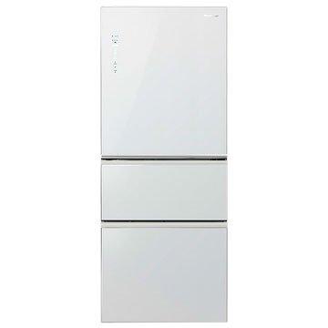 Panasonic  國際牌 NR-C508NHG-W 500L三門變頻無框玻璃翡翠白冰箱