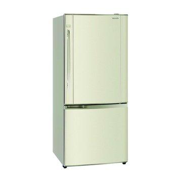 NR-B555HV-N 545L雙門變頻琥珀金上冷藏下冷凍冰箱