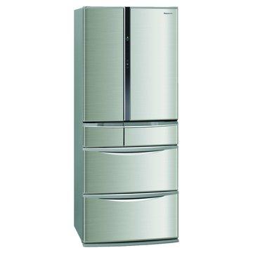 NR-F607TT-S1 603L六門變頻不銹鋼色日製冰箱(福利品出清)