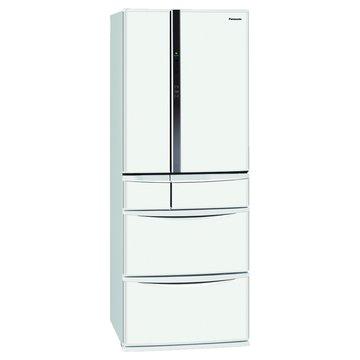 NR-F507TX-W1 501L六門變頻晶鑽白日製冰箱(福利品出清)