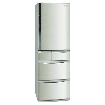 NR-E437TX-N1 430L五門變頻香檳金日製冰箱(福利品出清)