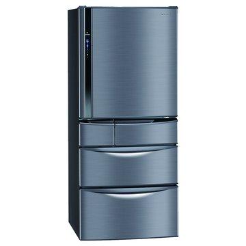 NR-E567MV-K 560L五門變頻極致黑冰箱(福利品出清)