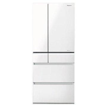 NR-F560VG-W1 555L六門變頻無框玻璃翡翠白日製冰箱(福利品出清)