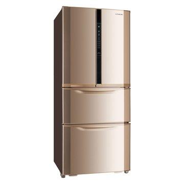 SR-A551DVF(V) 551L對開變頻玫瑰金冰箱(福利品出清)