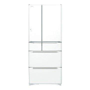 R-G620FJ(XW) 620L 六門變頻琉璃白冰箱